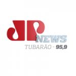Logo da emissora Rádio Jovem Pan News 95.9 FM