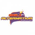 Logo da emissora Rádio Alternativa 96.1 FM