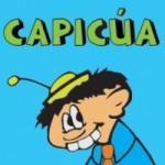 Logo da emissora Radio Capicúa 92.9 FM