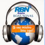 Logo da emissora Rádio Boas Novas FM