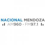 Logo da emissora Radio Nacional Mendoza 960 AM 97.1 FM