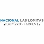 Logo da emissora Radio Nacional Las Lomitas 1270 AM 93.5 FM