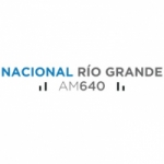 Logo da emissora Radio Nacional Río Grande 640 AM