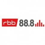 Logo da emissora RBB Radio Berlin 88.8 FM