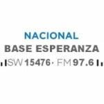Logo da emissora Radio Nacional Base Esperanza 5476 SW 97.6 FM