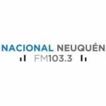 Logo da emissora Radio Nacional Neuquén 103.3 FM