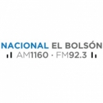 Logo da emissora Radio Nacional  El Bolsón 1160 AM 92.3 FM