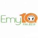 Logo da emissora Rádio Emy10 87.9 FM