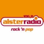 Logo da emissora Alster Rock & Pop 106.8 FM
