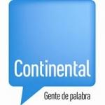 Logo da emissora Radio Continental 98.3 FM