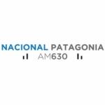 Logo da emissora Radio Nacional Patagónia Argentina 630 AM