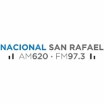 Logo da emissora Radio Nacional San Rafael 620 AM 97.3 FM