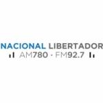 Logo da emissora Radio Nacional Libertador 780 AM 92.7 FM