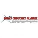 Logo da emissora Radio Gregorio Alvarez 1310 AM 99.5 FM