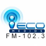 Logo da emissora Radio ECO Medios 102.3 FM