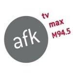 Logo da emissora AFK M 94.5 FM