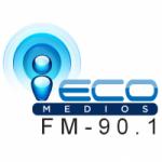 Logo da emissora Radio ECO Medios 90.1 FM