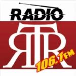 Logo da emissora Rádio Revolution FM