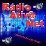 Logo da emissora Rádio Ativa Net