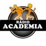 Logo da emissora Rádio Academia