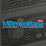 Logo da emissora Rádio Metropolitana 87.9 FM