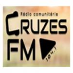 Logo da emissora Radio Cruzes