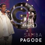 Logo da emissora Geração Samba e Pagode