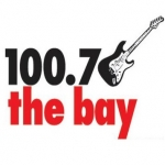 Logo da emissora Radio WZBA The Bay 100.7 FM