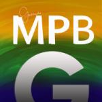 Logo da emissora Geração MPB