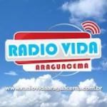 Logo da emissora Rádio Vida Araguacema