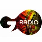 Logo da emissora Geração Axé