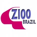 Logo da emissora Z100 Brazil
