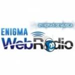 Logo da emissora Rádio Enigma Web