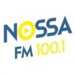 Logo da emissora Rádio Nossa 100.1 FM