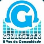 Logo da emissora Rádio Gentil 87.9 FM