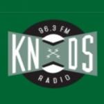 Logo da emissora KNDS 96.3 FM