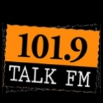 Logo da emissora KRWK 102 FM