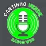 Logo da emissora Rádio Web Cantinho Verde