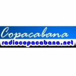 Logo da emissora Rádio Copacabana