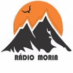 Logo da emissora Rádio Moria