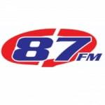 Logo da emissora Rádio Compaz 87.7 FM
