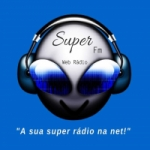 Logo da emissora Super FM Web Rádio
