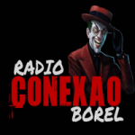 Logo da emissora Conexão do Borel