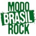 Logo da emissora Rádio Cidade Modo Brasil Rock