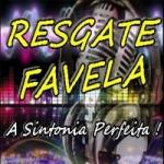 Logo da emissora Resgate Favela