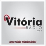 Logo da emissora Web Rádio Vitória