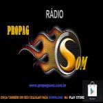 Logo da emissora Rádio Propagsom