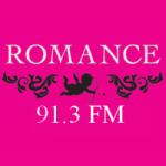 Logo da emissora Radio Romance 91.3 FM