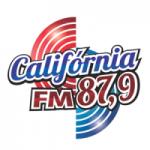 Logo da emissora Rádio Califórnia 87.9 FM