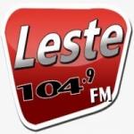 Logo da emissora Rádio Leste